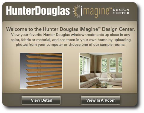imagine hunter douglas